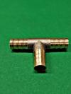 Тройник латунный 10 мм