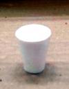 Пробка конусная силиконовая №22
